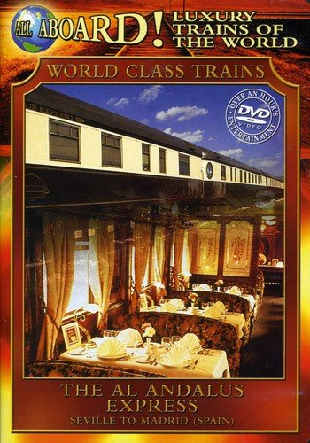 Luxury Trains Of The World The Al Andalus Express