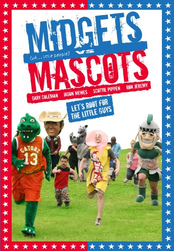 Midgets Vs. Mascots Unrated