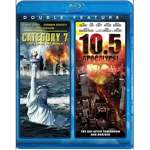 10. 5 Apocalypse/Category 7 The End Of The World