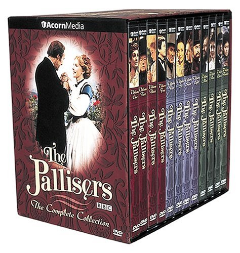 The Pallisers The Complete Collection