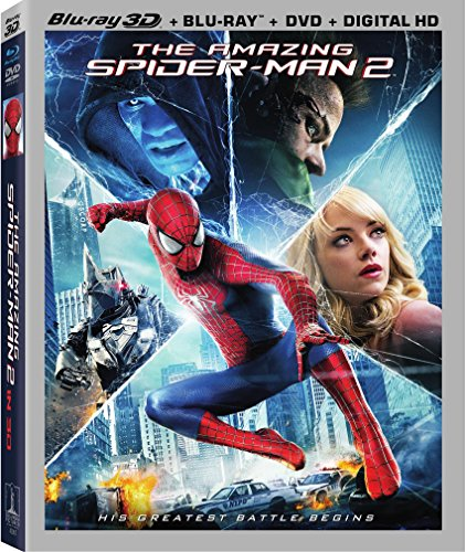 The Amazing Spiderman 2 With Without Slip Cover