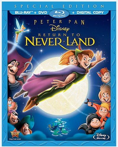 Peter Pan Return To Never Land Special Edition