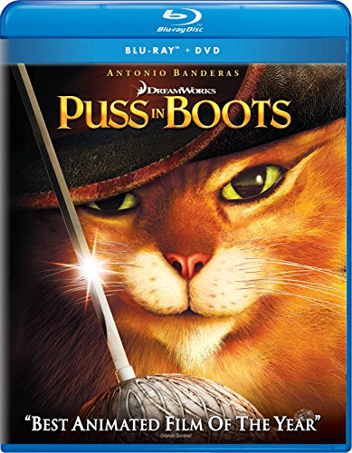 Puss In Boots Twodisc