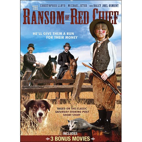 The Ransom Of Red Chief The Great Elephant Escape Old 587 The Great Train Robbery The Adventures Of Ragtime
