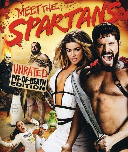 Meet The Spartans  Pit Of Death Edition