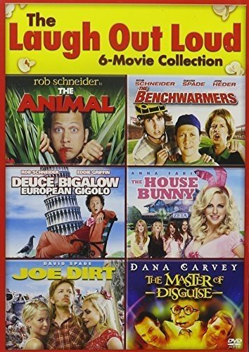 The Animal (2001) / Benchwarmers / Deuce Bigalow: European Gigolo / House Bunny / Joe Dirt (2001) / Master Of Disguise