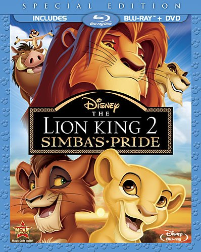 The Lion King Ii Simbas Pride Special Edition