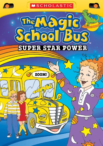 The Magic School Bus Super Star Power
