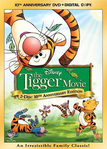 The Tigger Movie 10Th Anniversary Edition Edition