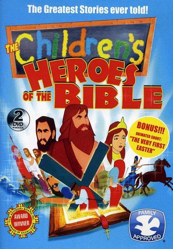 Children's Heroes Of The Bible Complete Collection