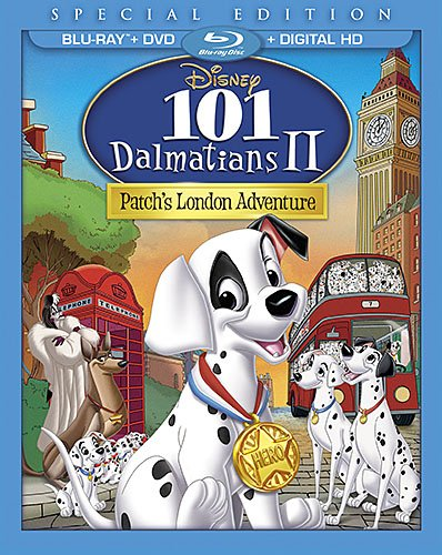 101 Dalmatians Ii Patchs London Adventure