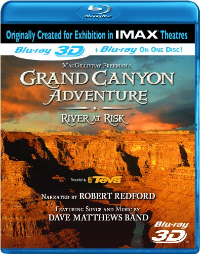 Imax Grand Canyon Adventure River At Risk