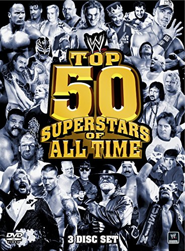 Wwe Top 50 Superstars Of All Time