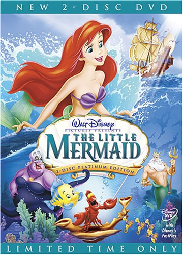 The Little Mermaid 2-Disc Platinum Edition