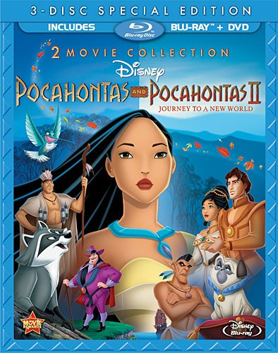 Pocahontas Twomovie Special Edition Pocahontas  Pocahontas Ii Journey To A New World