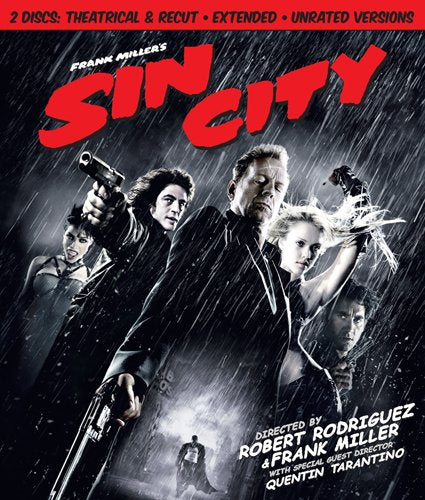 Sin City  Theatrical  Recut Extended And Unrated Versions