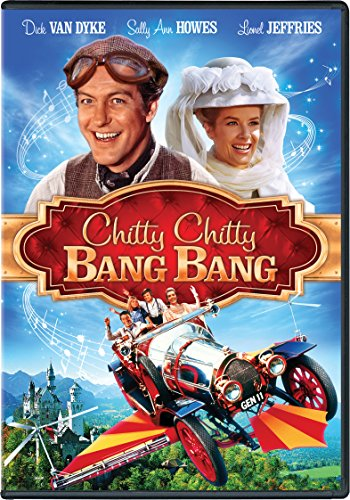 Chitty Chitty Bang Bang Widescreen Edition