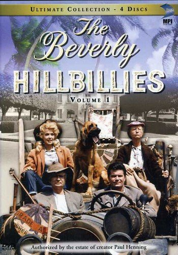 Beverly Hillbillies The Ultimate Collection Vol 1