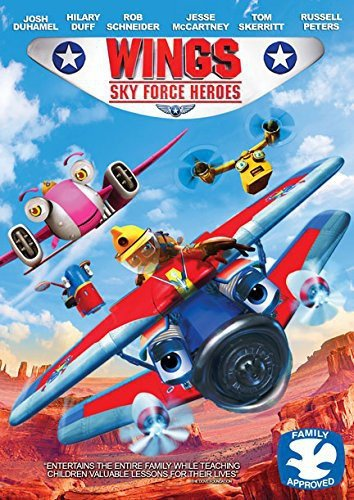 Wings Sky Force Heroes