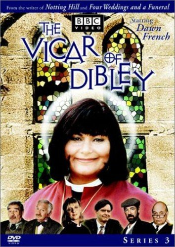 The Vicar Of Dibley The Complete Series 3