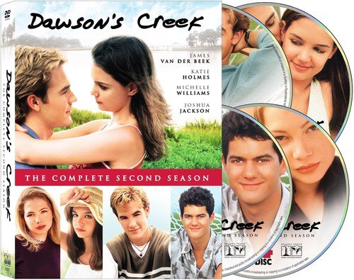Dawsons Creek The Complete Second Season