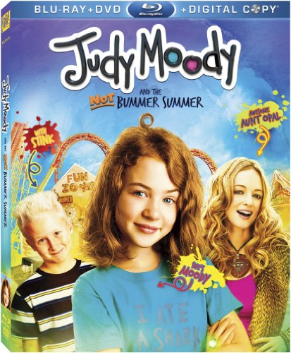 Judy Moody And The Not Bummer Summer Edition