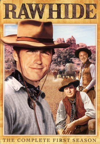 Rawhide - The Complete First Season
