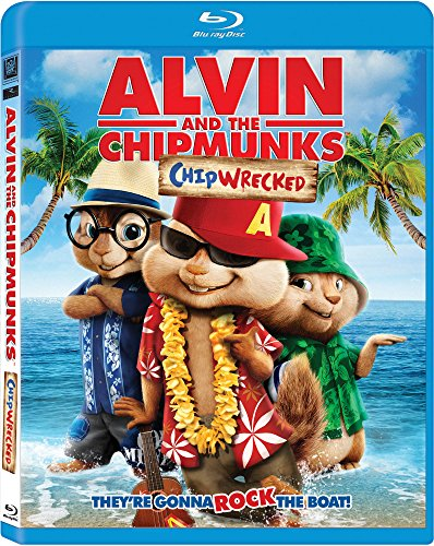 Alvin And The Chipmunks 3 Chipwrecked