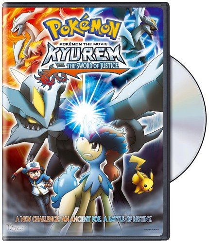 Pokemon The Movie 15 Kyurem Vs. The Sword Of Justice
