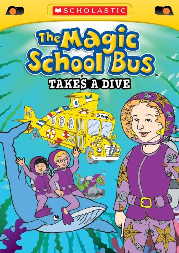 The Magic School Bus Takes A Dive