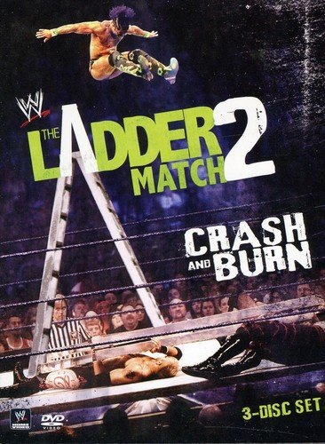 Wwe The Ladder Match 2 Crash And Burn