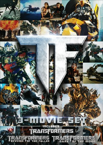 Transformers Trilogy Transformers Transformers Revenge Of The Fallen Transformers Dark Of The Moon