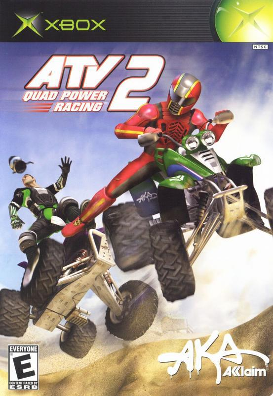 ATV Quad Power Racing 2 - Xbox