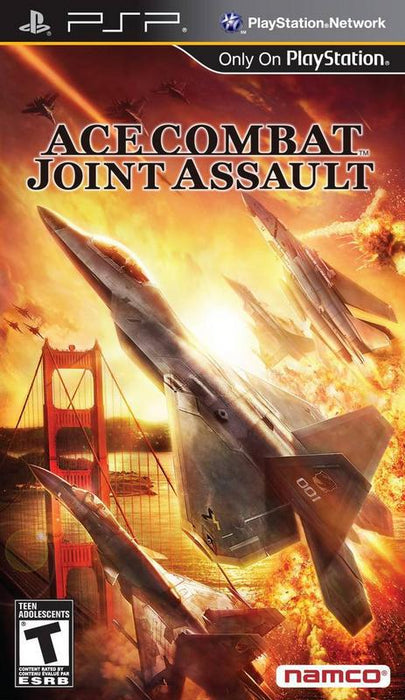 Ace Combat Joint Assault - PlayStation Portable