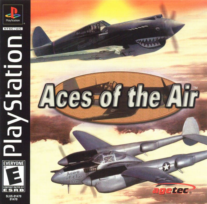 Aces of the Air - PlayStation 1