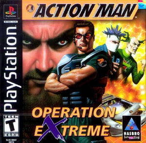 Action Man Operation Extreme