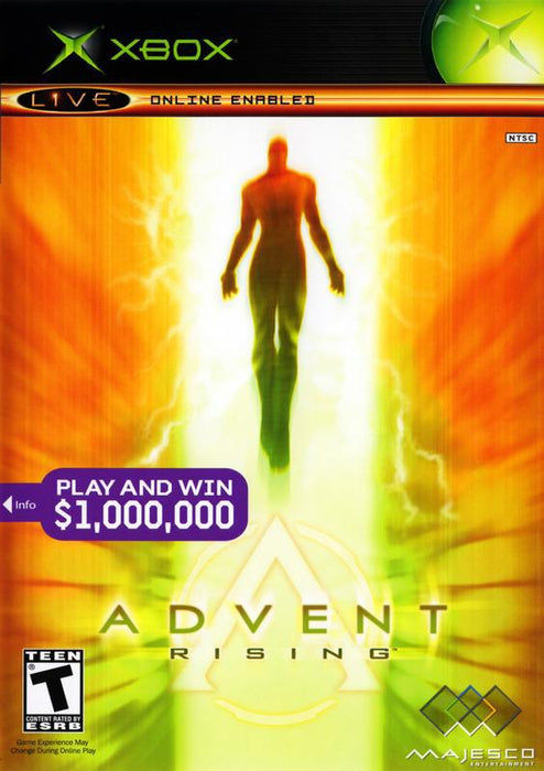 Advent Rising - Xbox