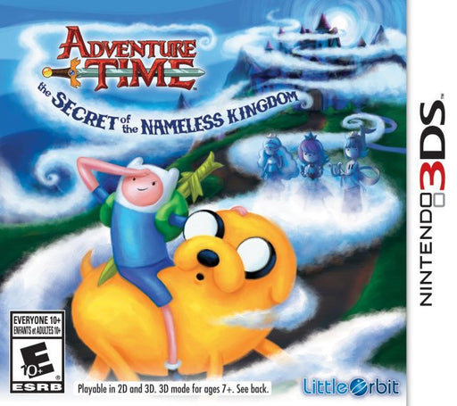 Adventure Time The Secret of the Nameless Kingdom - Nintendo 3DS