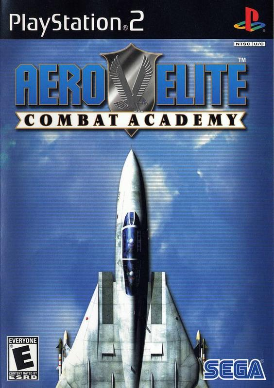Aero Elite Combat Academy - PlayStation 2
