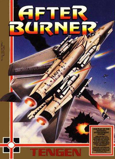 After Burner - Nintendo Entertainment System