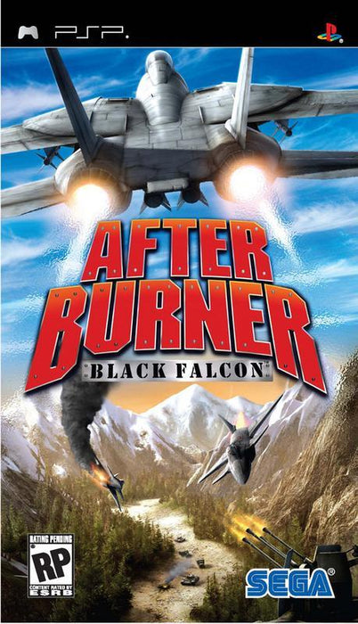 After Burner Black Falcon - PlayStation Portable