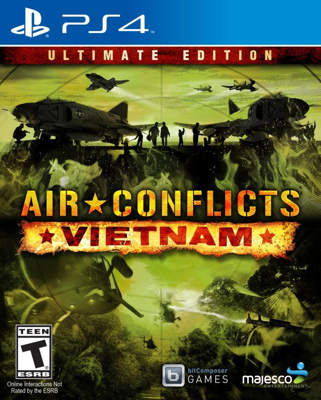 Air Conflicts Vietnam Ultimate Edition - PlayStation 4