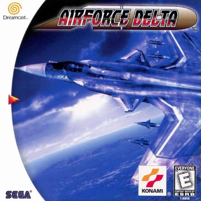 AirForce Delta - Sega Dreamcast