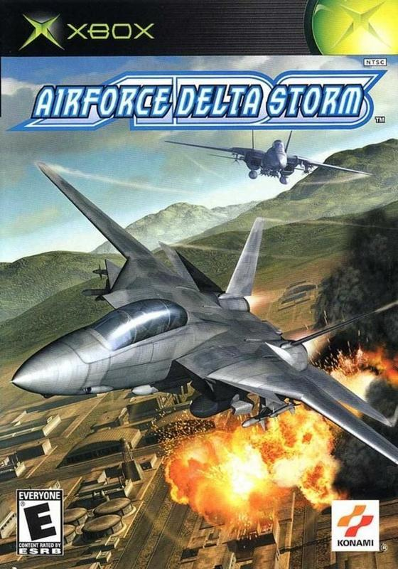Airforce Delta Storm - Xbox