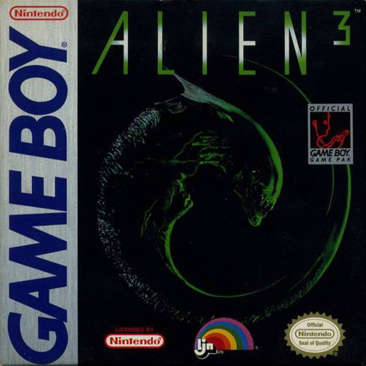 Alien? - Game Boy