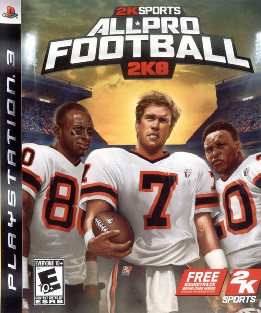 All-Pro Football 2K8 - PlayStation 3