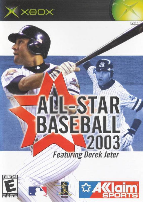 All-Star Baseball 2003 - Xbox