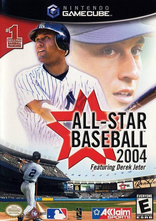 All-Star Baseball 2004 - Gamecube