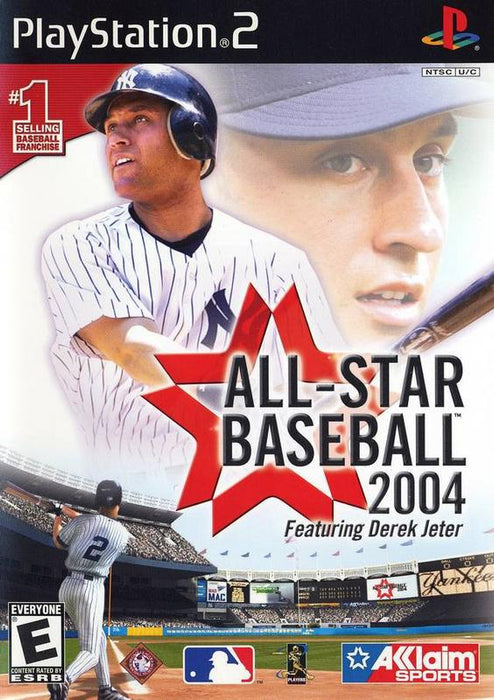 All-Star Baseball 2004 - PlayStation 2