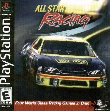 All-Star Racing - PlayStation 1